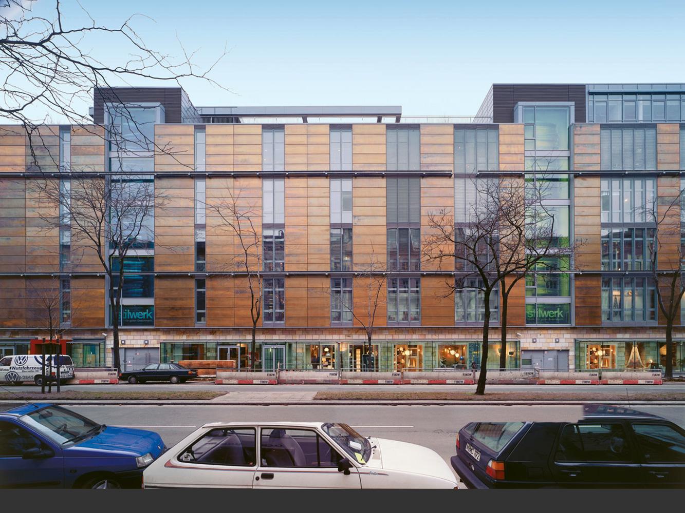 Stilwerk berlino astec for Hotel berlino design