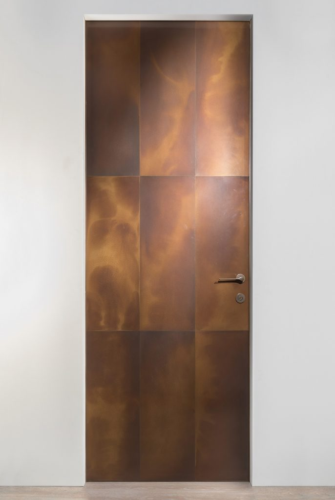 Astec Architectural Bronze Bronze Interior Doors