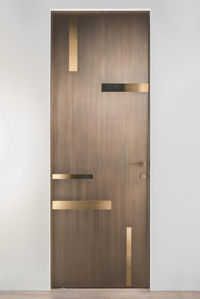 Internal Affairs Interior Designers: Architectural Bronze - Bronze Interior Doors